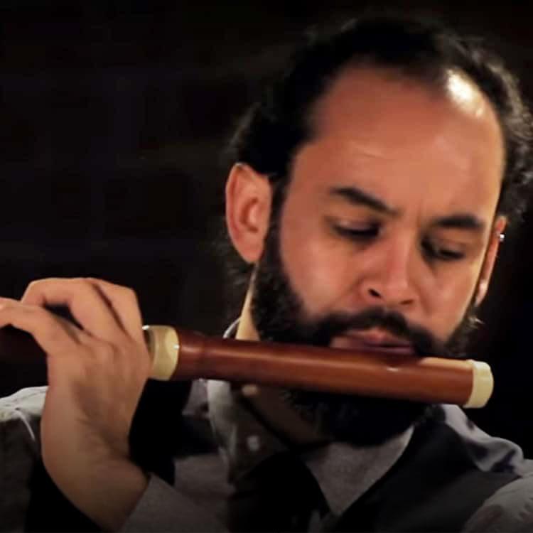 Flute Concerto in A minor
