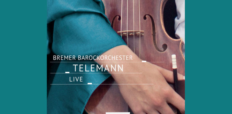DVD Telemann live