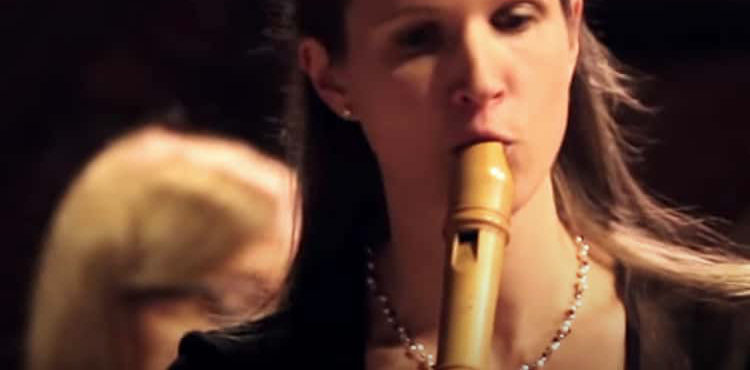 Concerto for Traverso and Recorder ...