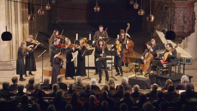 Recorder Concerto in C major